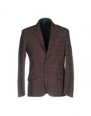 Пиджак 26.7 TWENTYSIXSEVEN. Цвет: серый