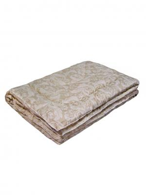 Одеяло Файбер облегченное 172х205 ECOTEX. Цвет: бежевый