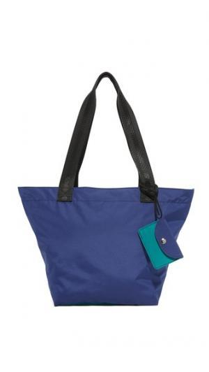 Объемная сумка с короткими ручками среднего размера Bag Studio