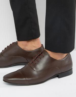 KG Kurt Geiger Оксфордские туфли By Kenwall. Цвет: коричневый