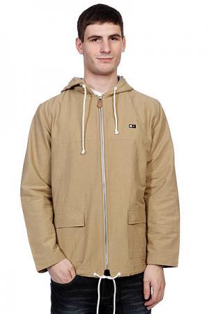 Куртка  O`neill Beige Fourstar. Цвет: бежевый