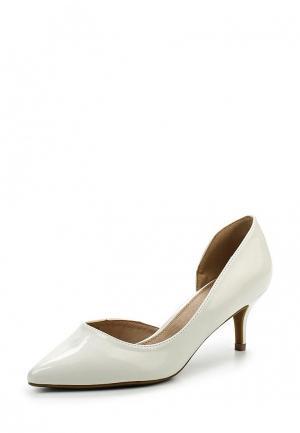 Туфли Sweet Shoes. Цвет: белый