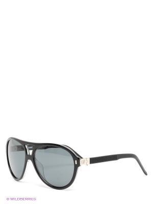 Солнцезащитные очки Gianfranco Ferre. Цвет: черный