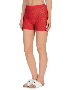 Пляжные брюки и шорты LA PERLA. Цвет: красный