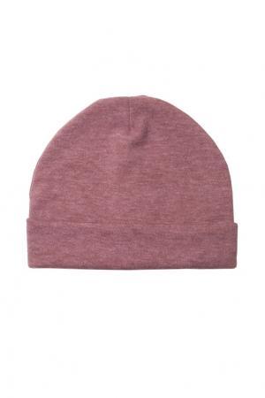 Комплект из шапки и хомута BLANK.MOSCOW. Цвет: розовый