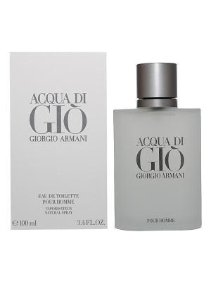 Acqua Di Gio man edt 100 ml Armani. Цвет: белый