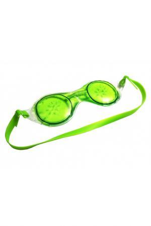 Маска гелевая для глаз BRADEX. Цвет: зеленый