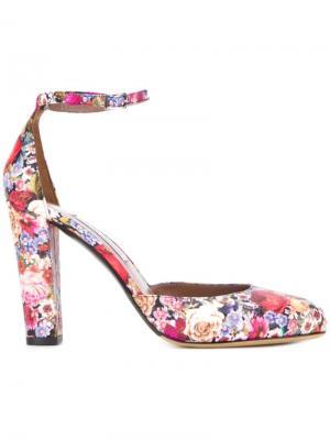 Туфли Petra Tabitha Simmons. Цвет: многоцветный