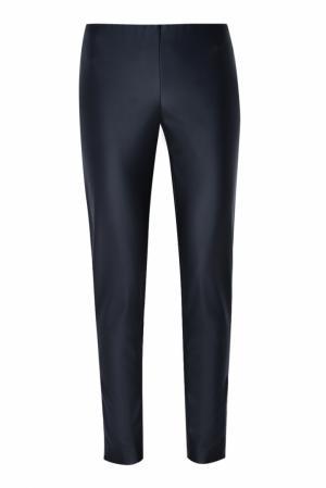 Однотонные брюки ARnouveau. Цвет: черный