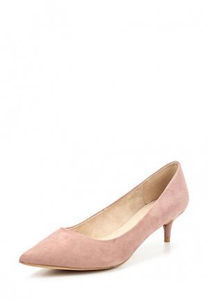 Туфли Corina. Цвет: розовый