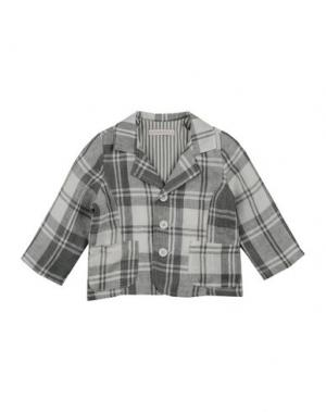 Пиджак LES PARROTINES. Цвет: серый
