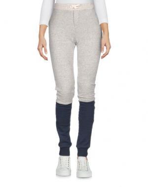 Повседневные брюки BOY by BAND OF OUTSIDERS. Цвет: светло-серый