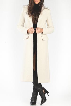 Пальто Joins. Цвет: cream
