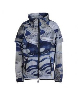 Куртка SAPOPA. Цвет: темно-синий
