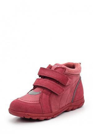 Ботинки Reima. Цвет: коралловый