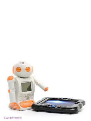 Робот Всезнайка VELD-CO. Цвет: белый