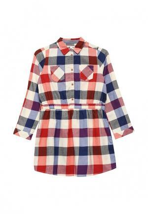 Платье Esprit. Цвет: разноцветный