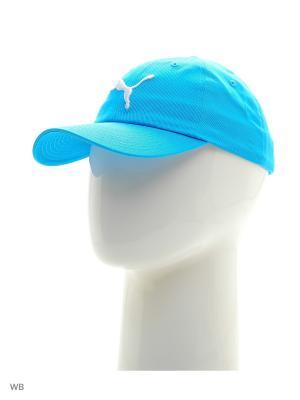 Бейсболка ESS Cap Puma. Цвет: лазурный