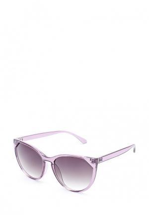 Очки солнцезащитные Marks & Spencer. Цвет: фиолетовый