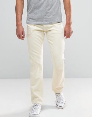 Tommy Jeans Прямые джинсы в стиле 90-х лимонного цвета M17. Цвет: желтый