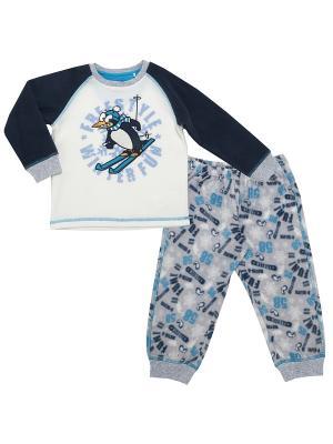 Пижама CHICCO. Цвет: бежевый