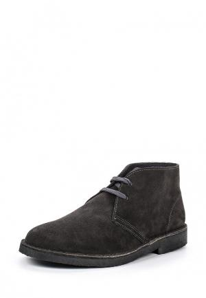 Ботинки OVS. Цвет: серый