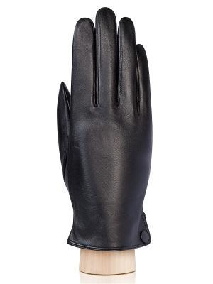 Перчатки Labbra. Цвет: черный, антрацитовый
