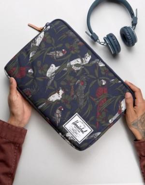 Herschel Supply Co Серый чехол для ноутбука и iPad Pro Anchor 13. Цвет: серый