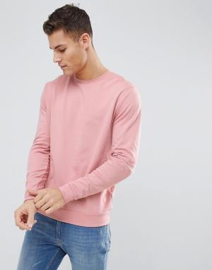 ASOS Розовый свитшот. Цвет: розовый