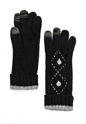 Перчатки Modo Gru. Цвет: черный