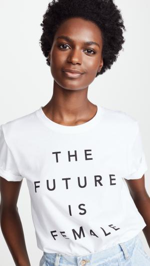 Future Is Female Tee Prince Peter