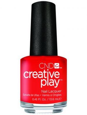 Лак для ногтей CND 91093 Creative Play # 422 (Mango About Town), 13,6 мл. Цвет: оранжевый