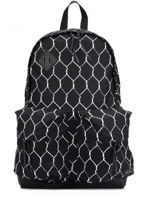 Рюкзак  x Porter Undercover. Цвет: чёрный