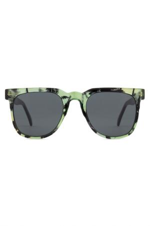 Sunglasses Komono. Цвет: green