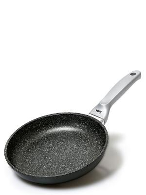 Сковорода Risoli. Цвет: антрацитовый