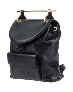 Рюкзаки и сумки на пояс M2MALLETIER. Цвет: черный