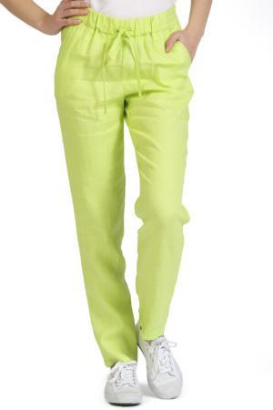 Брюки STEILMANN. Цвет: зеленый