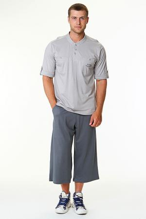 Домашний костюм natural Relax Mode. Цвет: серый