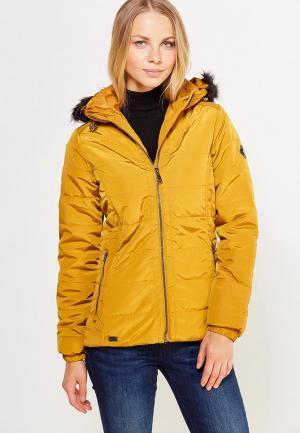 Куртка утепленная Regatta. Цвет: желтый