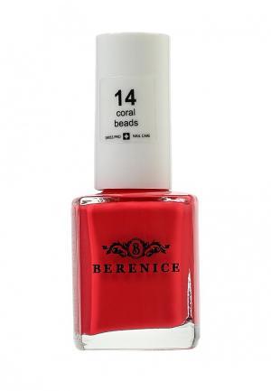 Лак Berenice. Цвет: красный