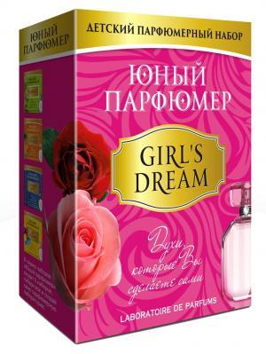 Маленький парфюмер Волшебные мечты Master IQ2. Цвет: розовый