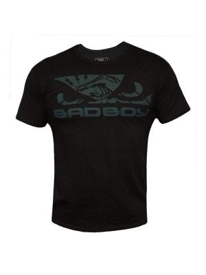 Футболка Bad Boy Ritual Tee - Black. Цвет: черный