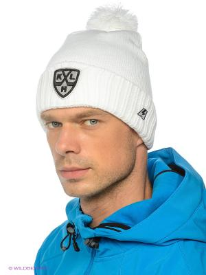 Шапка КХЛ Atributika & Club. Цвет: белый