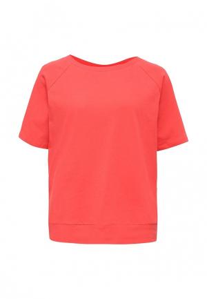 Футболка United Colors of Benetton. Цвет: красный