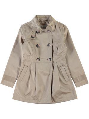 Куртка NAME IT. Цвет: бежевый