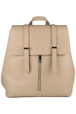 Рюкзак Classe Regina. Цвет: beige
