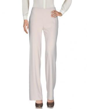 Повседневные брюки LIVIANA CONTI. Цвет: светло-розовый