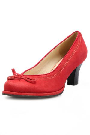 Shoes Andrea Conti. Цвет: red