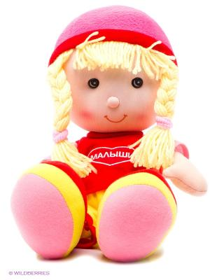 Трикотажная кукла DREAM MAKERS. Цвет: красный, желтый, розовый