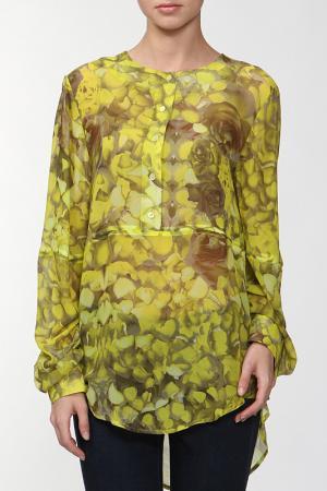 Блуза MCQ. Цвет: желтый